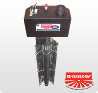 Re-Verber-Ray - Infrared Radiant Heaters